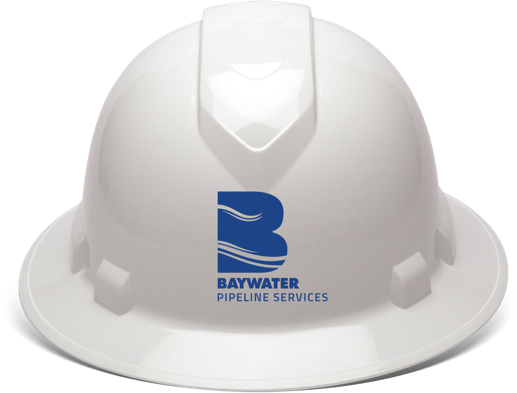 Baywater Pipeline Hard Hat